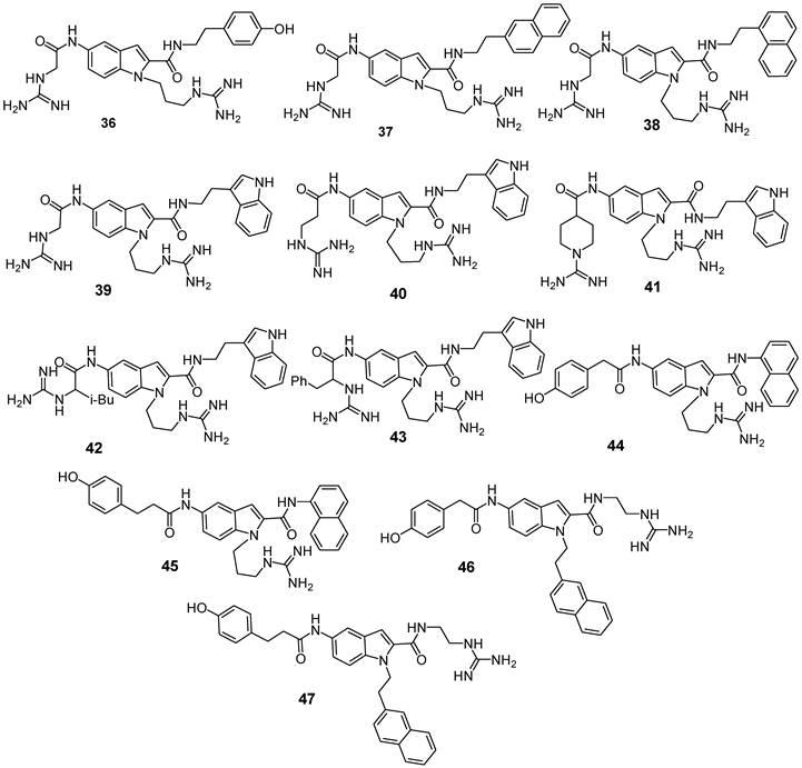 Small Molecule Inhibitors Of Cxcr4