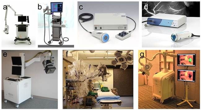 Intraoperative Imaging Guided Cancer Surgery From Current