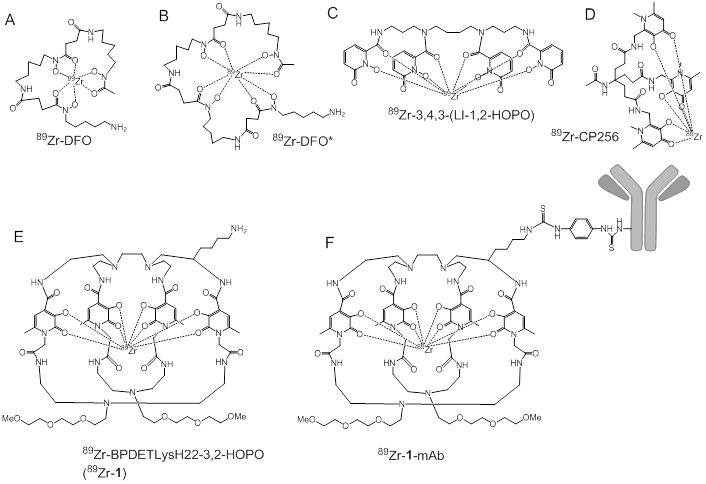 An octadentate bifunctional chelating agent for the