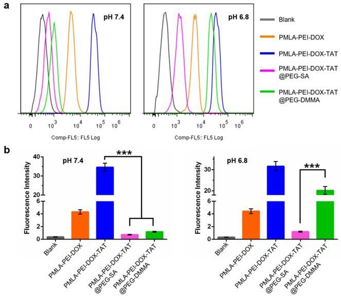 Dual-pH Sensitive Charge-reversal Nanocomplex for Tumor