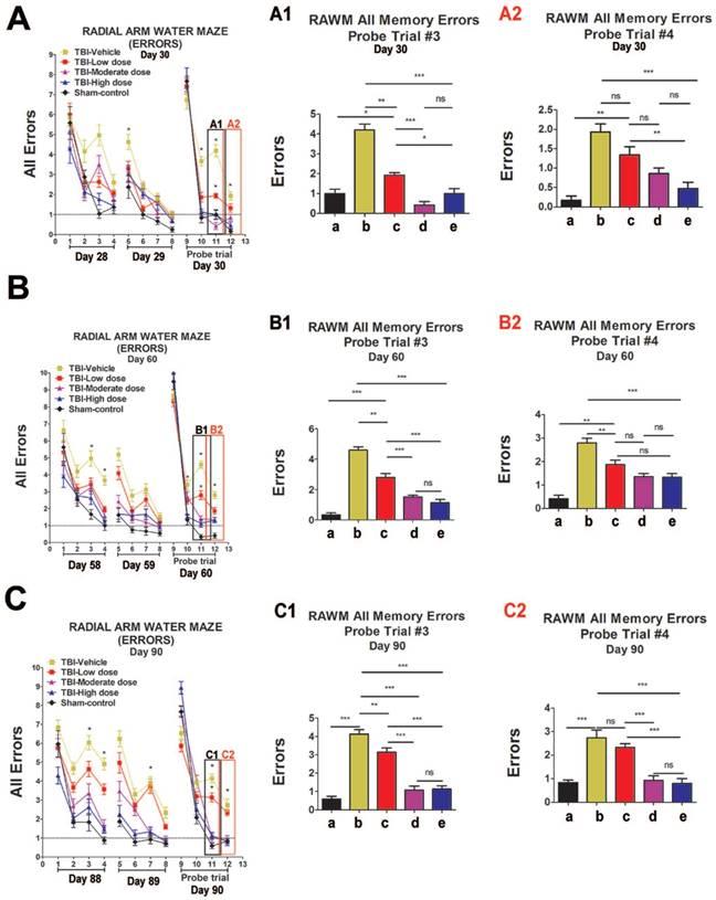 Human parthenogenetic neural stem cell grafts promote